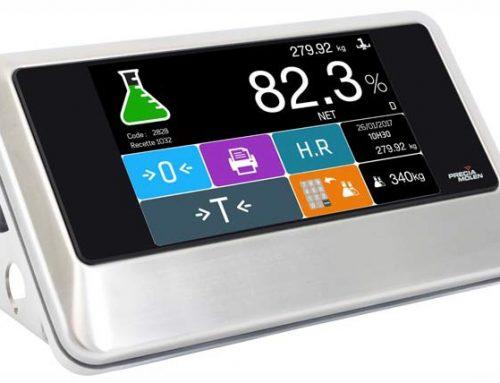 Présentation de l'indicateur I25 Touch